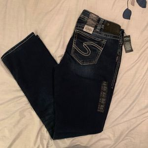 NWT-Silver Jeans W30/L31-Tuesday Baby Boot